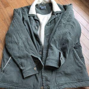 Bullhead corduroy coat